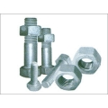 HOT DEEP GALVANIZED NUT AND BOLT