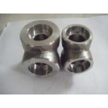 EQUAL TEE STAINLESS ANSI